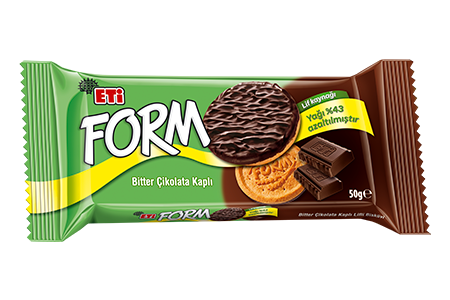 Eti Chocolate Covered Biscuits With Fibre