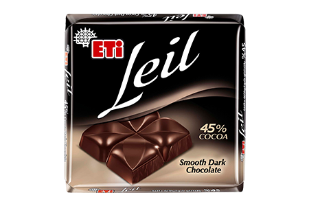 Eti 45% Dark Chocolate with Cocoa