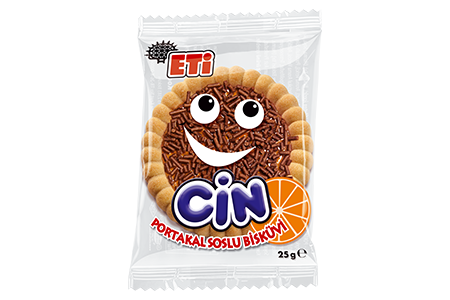 Eti Cin Orange Jelly Biscuit