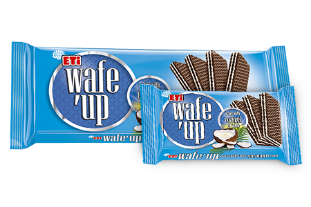 Eti Cocoa Wafer With Coconut Cream