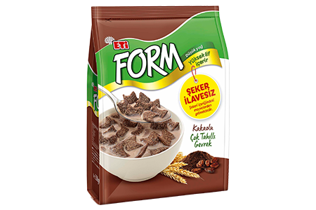 Eti Form Multigrain Cereal with Cacao