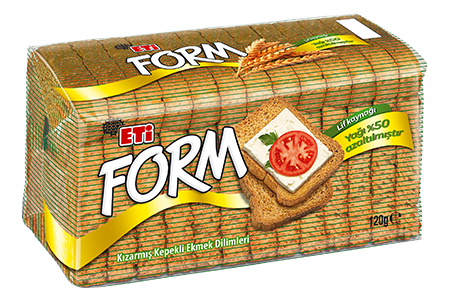 Eti Form Sliced Bran Rusks