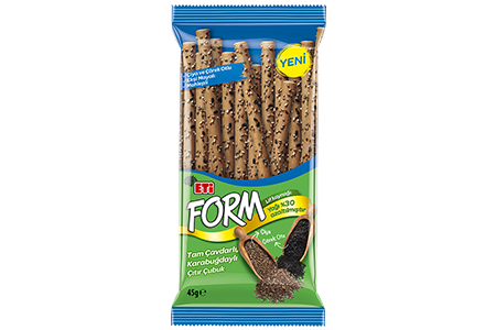 Eti Form Whole Rye Crispy Cracker with Buckwheat