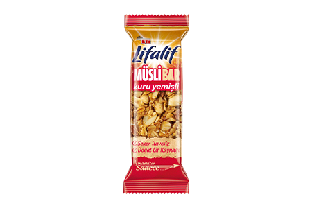Eti Lifalif Dried Nuts Oat Bar