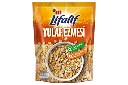 Eti Lifalif Oatmeal Breakfast Product