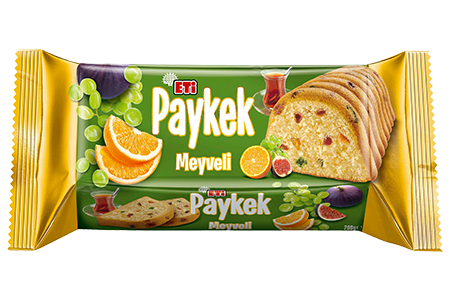 Eti Paykek with Fruits