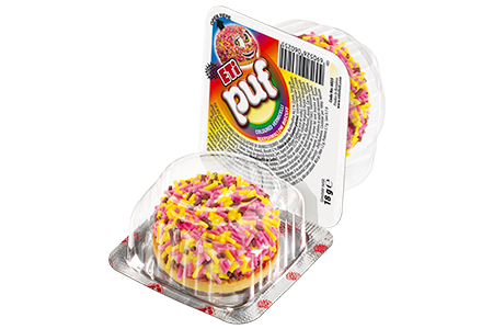 Eti Marshmallow Biscuit with Coloured Sprinkles