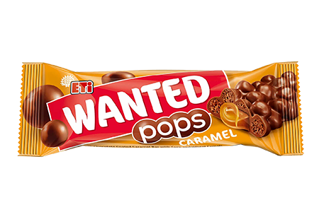 Wanted Pops Caramel