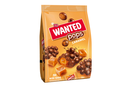 Wanted Pops Caramel Mini