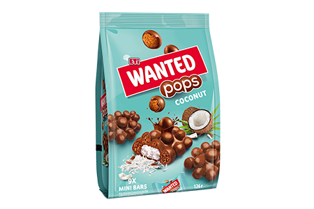 Wanted Pops Coconut Mini