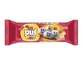 Eti Puf Pufi Strawberry & Banana