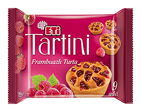 Tartini Tart with Raspberry