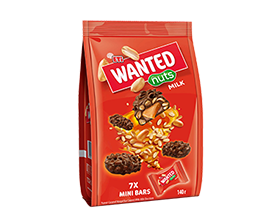 Wanted Nuts Mini